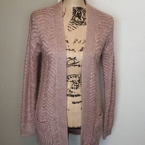 Mossimo Chunky Knit Cardigan Sweater